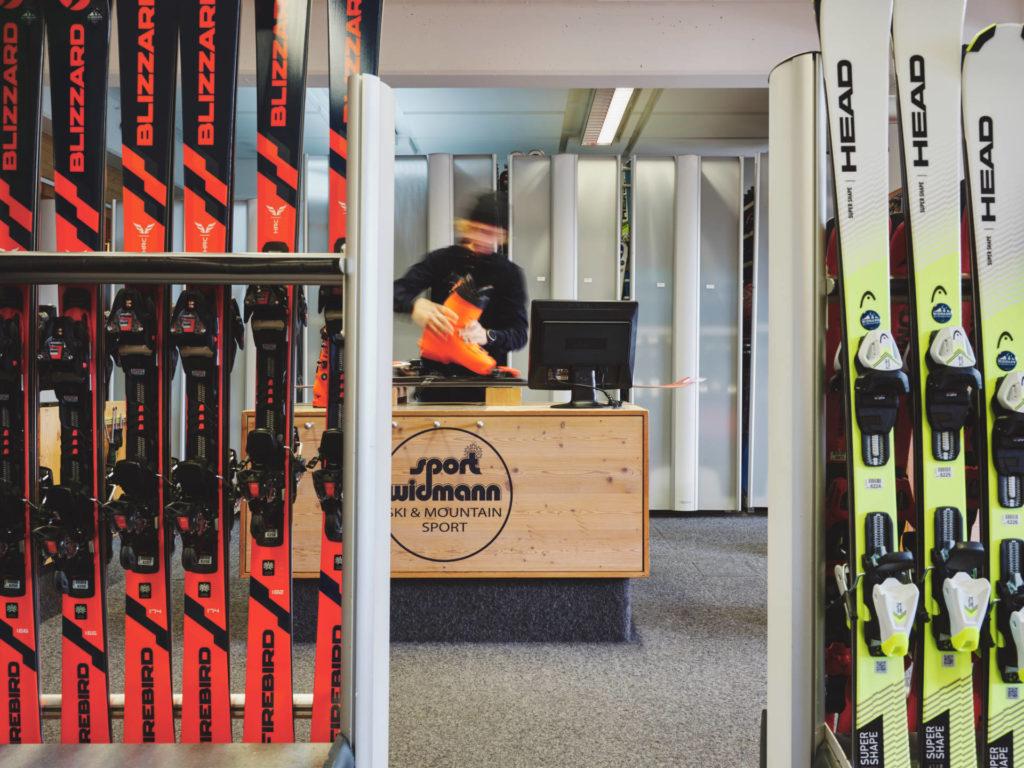 Store winter Sport Widmann 17